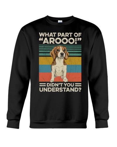 Dog Beagle What Part Of Arooo