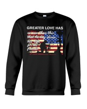 Greater Love  Crewneck Sweatshirt thumbnail