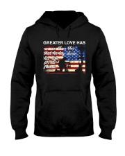 Greater Love  Hooded Sweatshirt thumbnail