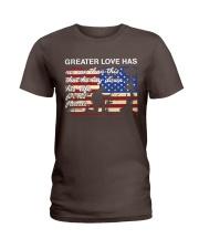 Greater Love  Ladies T-Shirt thumbnail