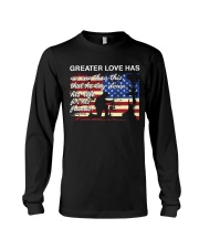 Greater Love  Long Sleeve Tee thumbnail