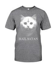 Hail satan Classic T-Shirt tile