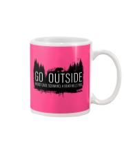 Camping GO Outside - Hoodie And T-shirt Mug thumbnail