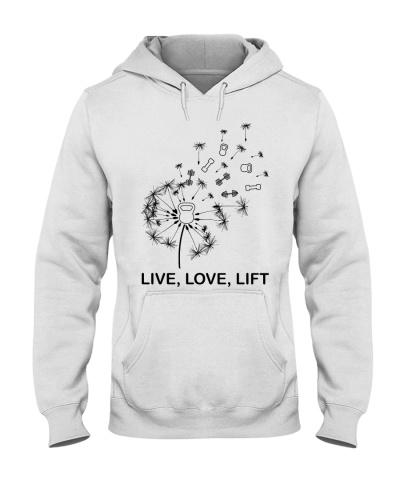 Gym Live Love Lift