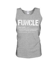 Funcle Unisex Tank thumbnail