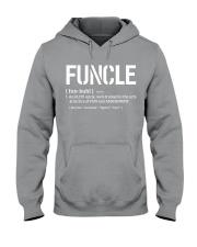 Funcle Hooded Sweatshirt thumbnail