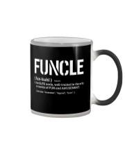 Funcle Color Changing Mug thumbnail