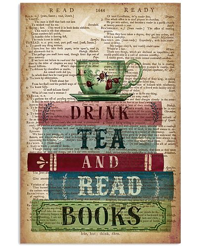 Book Drink Tea And Read Books