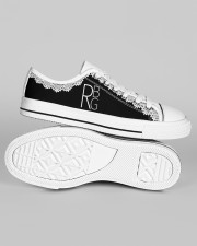 Feminist RBG Women's Low Top White Shoes aos-women-low-top-shoes-ghosted-white-outside-right-01