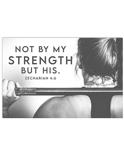 Fitness Not By My Strength But His