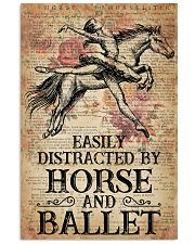 Ballet And Horse 16x24 Poster front
