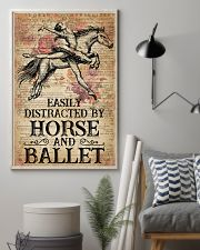 Ballet And Horse 16x24 Poster lifestyle-poster-1
