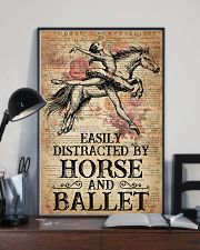 Ballet And Horse 16x24 Poster lifestyle-poster-2