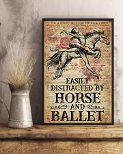 Ballet And Horse 16x24 Poster lifestyle-poster-3