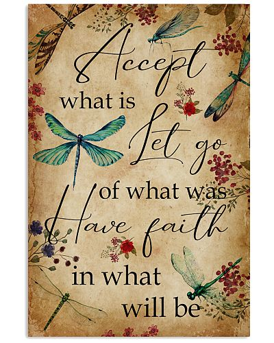 Mental Accept What Is Let Go