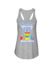 lgbt Ladies Flowy Tank tile