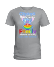 lgbt Ladies T-Shirt thumbnail