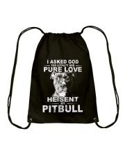 Pitbull Drawstring Bag thumbnail