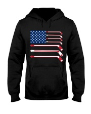 Hockey Flag Hooded Sweatshirt tile
