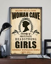 Jane Austen Obstinate Headstrong Girls 16x24 Poster lifestyle-poster-2