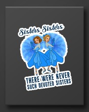 Family Sisters Sisters Sticker - Single (Vertical) aos-sticker-single-vertical-lifestyle-front-08