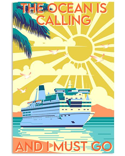 Cruise The Ocean Is Calling