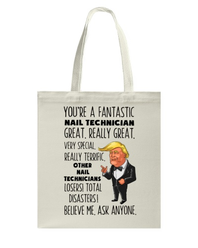 Nail Technician You're A Fantastic