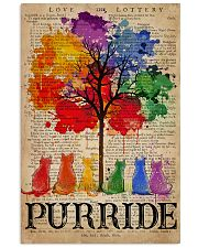 LGBT Purride 16x24 Poster front