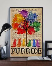 LGBT Purride 16x24 Poster lifestyle-poster-2