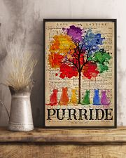 LGBT Purride 16x24 Poster lifestyle-poster-3