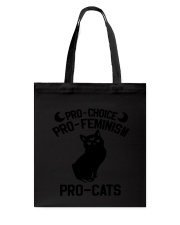 Pro-cats Tote Bag tile