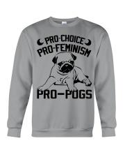 Pro-pug Crewneck Sweatshirt thumbnail