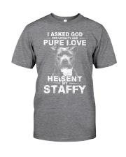 Staffy Classic T-Shirt thumbnail