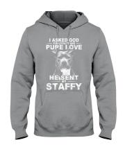 Staffy Hooded Sweatshirt thumbnail