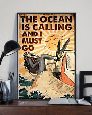 Scuba The Ocean Is Calling 16x24 Poster lifestyle-poster-2