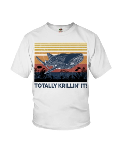 Ocean Tottaly Krillin' It