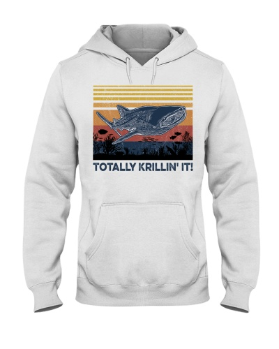 Ocean Tottaly Krillin' It