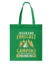 Camping Drinking Tote Bag thumbnail