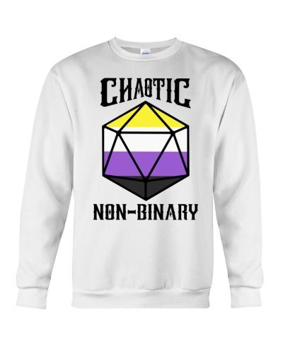 LGBT Chaotic Non-Binary