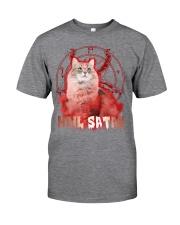 Hail satan Classic T-Shirt thumbnail
