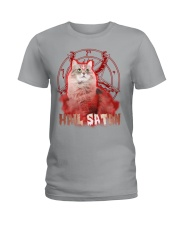 Hail satan Ladies T-Shirt thumbnail