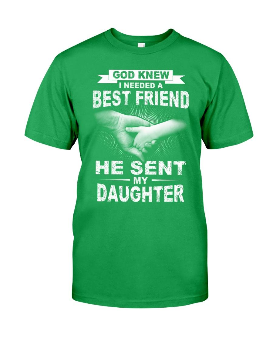 I needed a best friend Classic T-Shirt