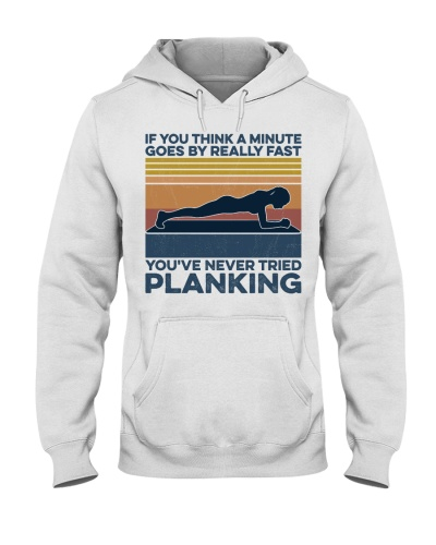 Gym You're Never Tried Planking