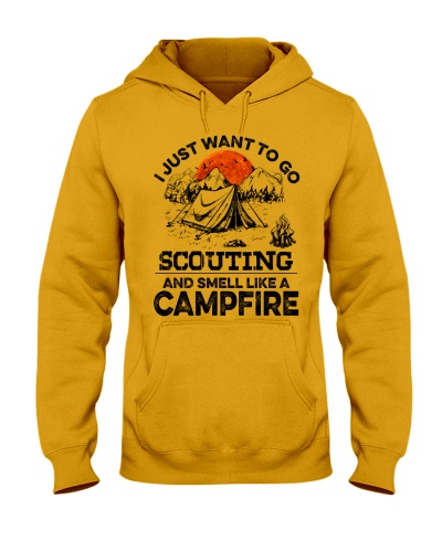 I Just Want To Go Scouting