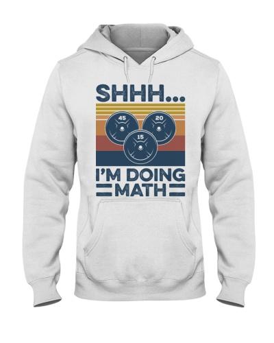 Gym Shhh I'm Doing Math