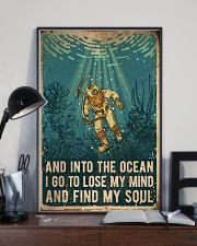 Scuba Find My Soul 16x24 Poster lifestyle-poster-2
