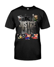 Justice cats Classic T-Shirt front