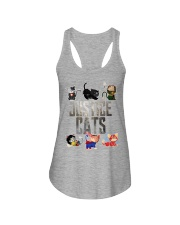 Justice cats Ladies Flowy Tank thumbnail