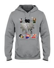 Justice cats Hooded Sweatshirt thumbnail