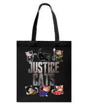 Justice cats Tote Bag thumbnail